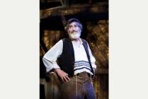 "Paul Michael Glaser as Tevye in ""Fiddler on the Roof"""