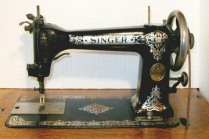 Singer 9W Sewing Machine