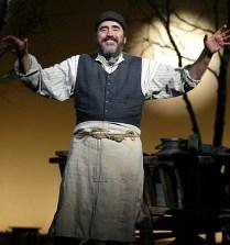 Alfred Molina as Tevye