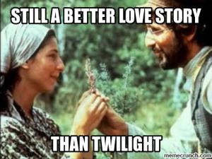 Fiddler vs. Twilight