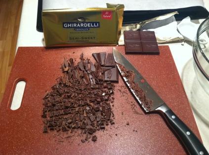 Chopped Semisweet Chocolate