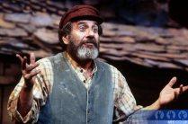 Chaim Topol as Tevye (1971)