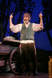 Chaim Topol as Tevye (2009)