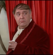 Zero Mostel as Max Bialystock