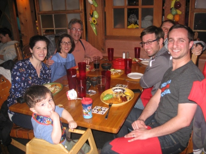 All of us at Javelina Cantina Sedona.